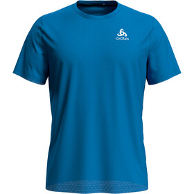 Odlo BL Millennium Linencoo Crew Neck T-shirt Heren, blue aster melange